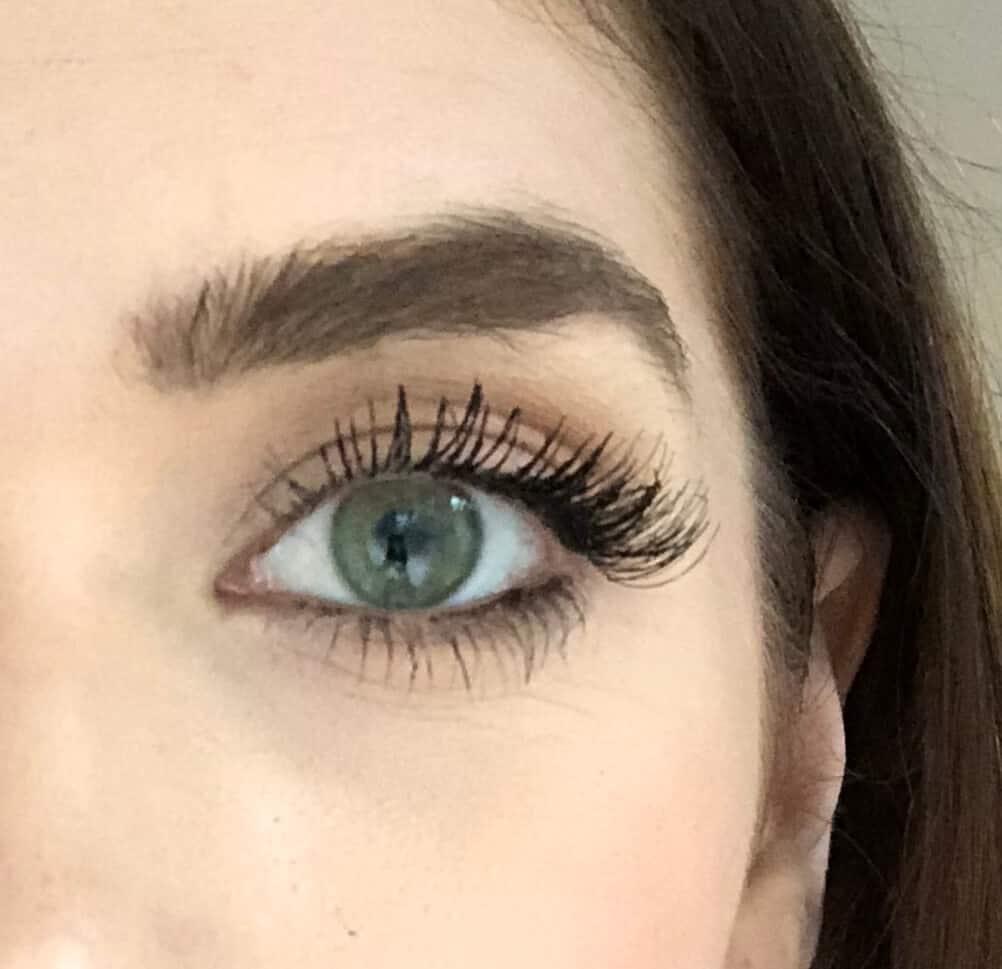 eyelashes | One Two Cosmetics