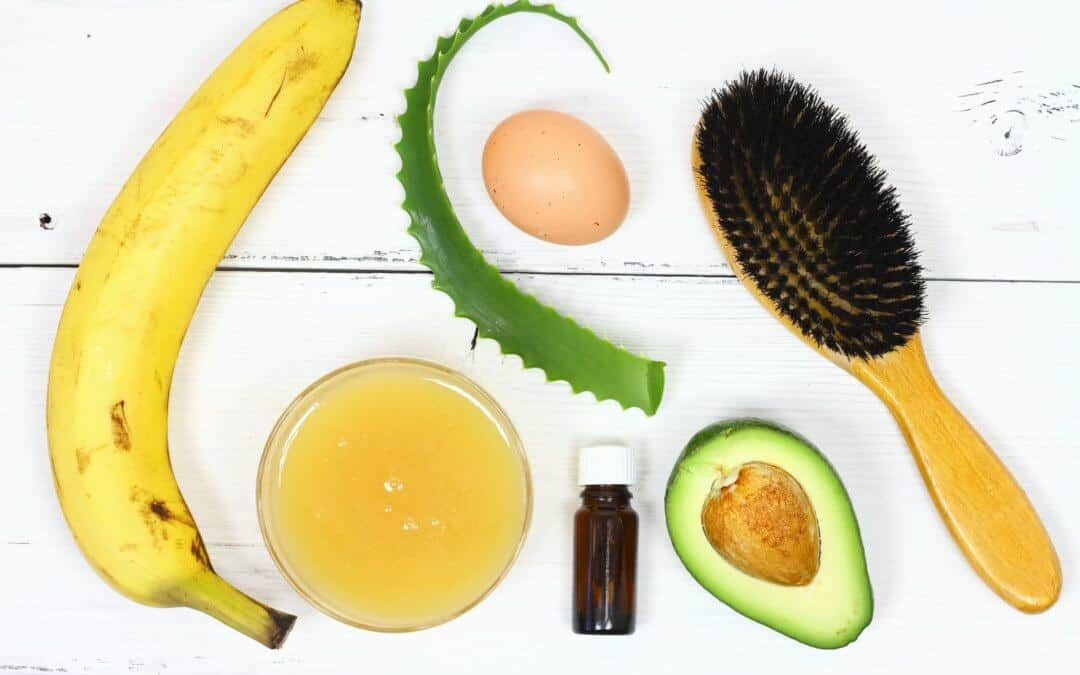 8 DIY Hair Masks To Soothe Damaged Hair
