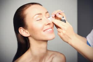 Eyelash Tint | One Two Cosmetics