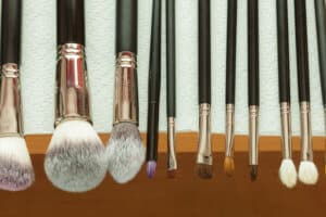 How To Clean Makeup Brushes | One Two Cosmetics
