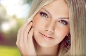 The Best Hair Color For Your Eye Color One Two Cosmetics