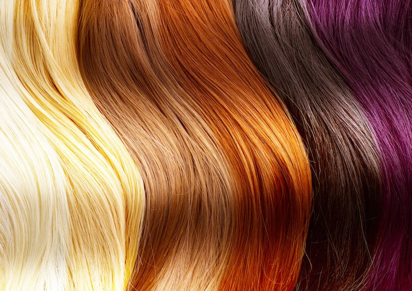 The Best Hair Color For Different Skin Tones One Two Cosmetics